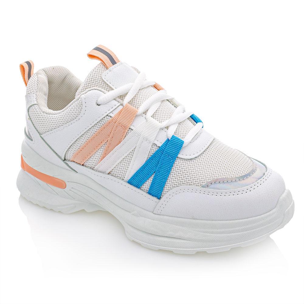 Кроссовки для девочек Kimboo 32  белый 980875