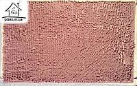 Коврик для ванной комнаты Коралл 60*90 см (коричневый)