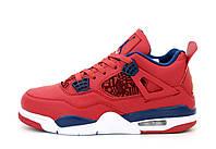 Баскетбольные кроссовки Nike Air Jordan 4 red