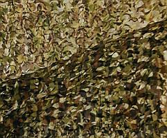 Двухсторонняя маскировочная сетка Camonet Мультикам + Камуфляж, ткань СЕ