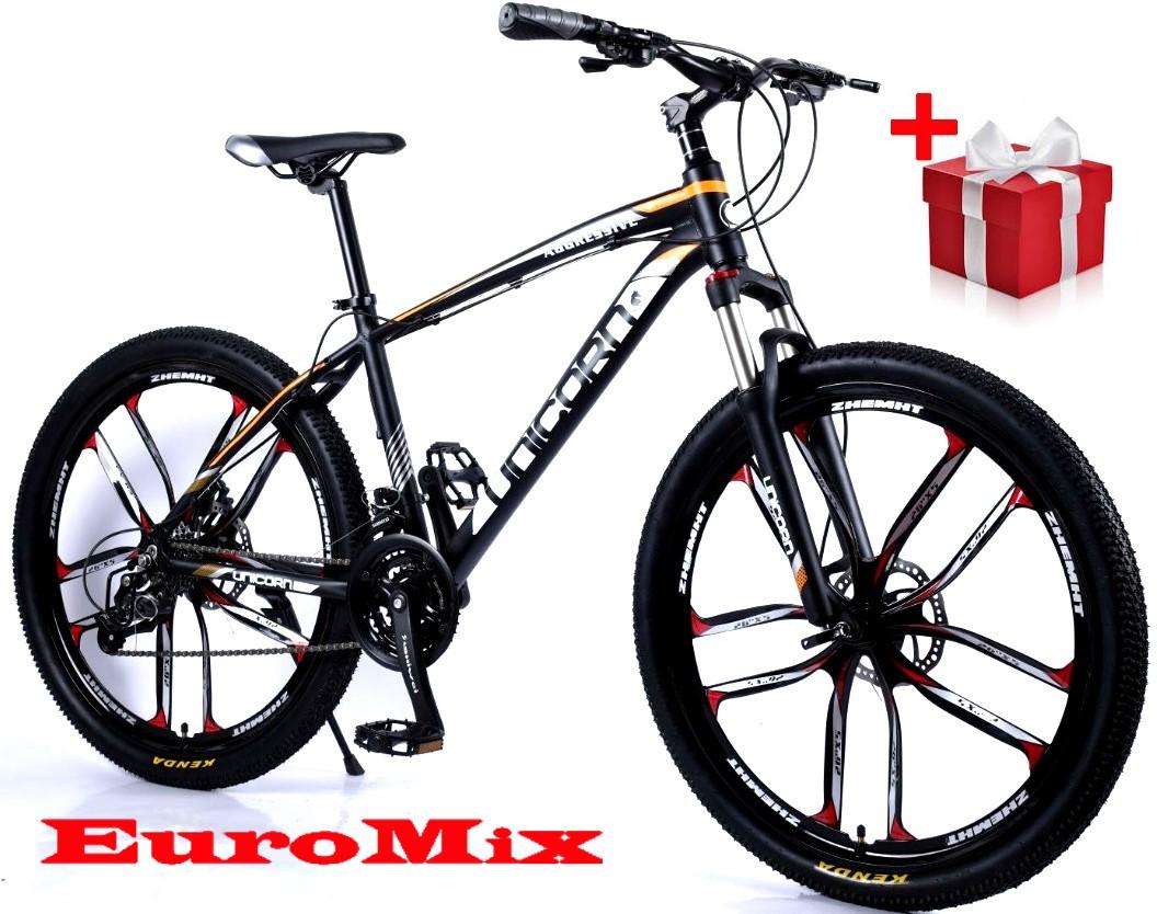 """Велосипед Unicorn - Aggressive 26"""" размер рамы 17"""" год 2020"""