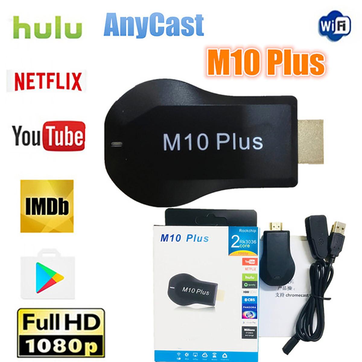 Anycast адаптер для подключения Wi-Fi