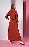 Стильний костюм з жакета-блузону і максі спідниці Style-nika Манхеттен., фото 3