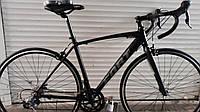 Шоссейный велосипед Fort Tour Pro черный 2020г