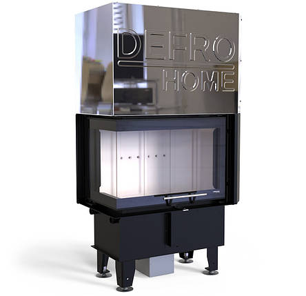 Каминная топка DEFRO HOME INTRA SM BL MINI G 10 kW, фото 2