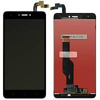 Дисплей (модуль) Xiaomi Redmi Note 4x черный