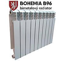 Биметаллический радиатор BOHEMIA B96  500*96Чехия
