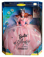 Коллекционная кукла Барби Глинда Волшебник страны Оз Barbie Glinda The Wizard of Oz 1995 Mattel 14901, фото 1