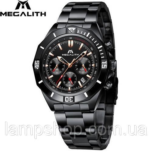 Megalith 8206M All Black