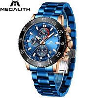 Megalith 8087M Blue-Cuprum