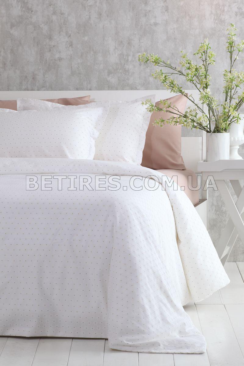Комплект постельного белья 200x220 PAVIA ASPEN 2020 молочный