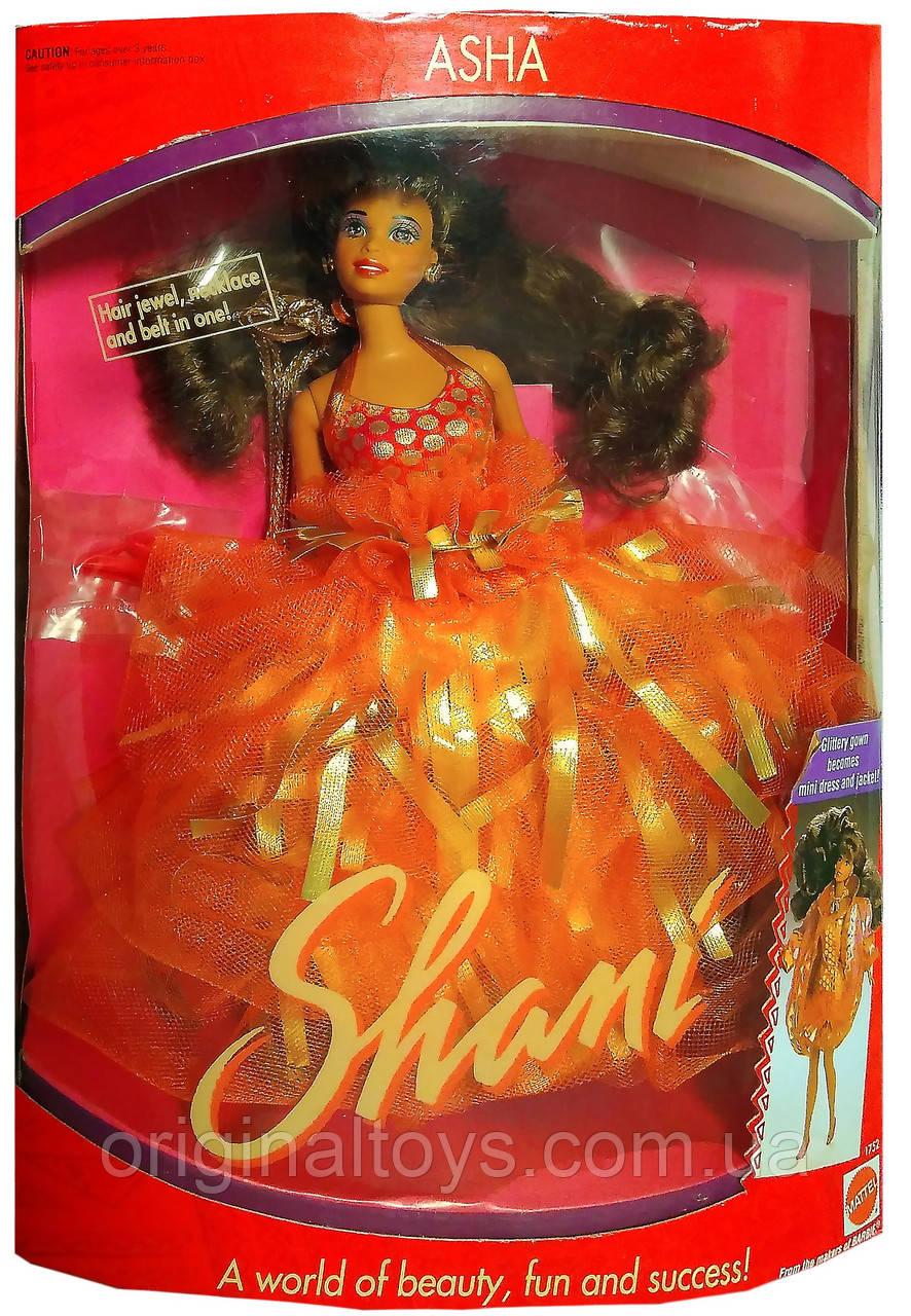 Коллекционная кукла Барби Аша Шани Asha Shani 1991 Mattel 1752