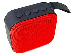 Портативная Bluetooth колонка T5, красная