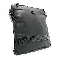 Мужская сумка Givenchy черная через плечо giv-8836 bla, фото 1