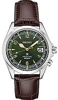 Мужские часы Seiko SPB121 SPB121J1 SBDC091 Automatic Alpinist Альпинист | НОВЫЙ АЛЬПИНИСТ
