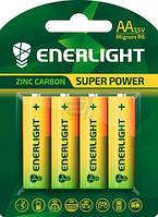 Батарейка Enerlight Super Power (80060104) АA (LR6) 4 шт.
