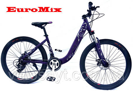 "Велосипед Unicorn - Ladi spor 26"" размер рамы 16"", фото 2"