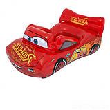 Детский надувной плотик для катания Intex 58392 Машина Тачки, 109 x 71 см, фото 2