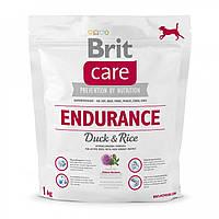 Brit Care Endurance 1 kg (д/активн. соб. всех пород) арт.132741 /0382