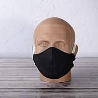 Маска, повязка тканевая, защитная, многоразовая (1.)