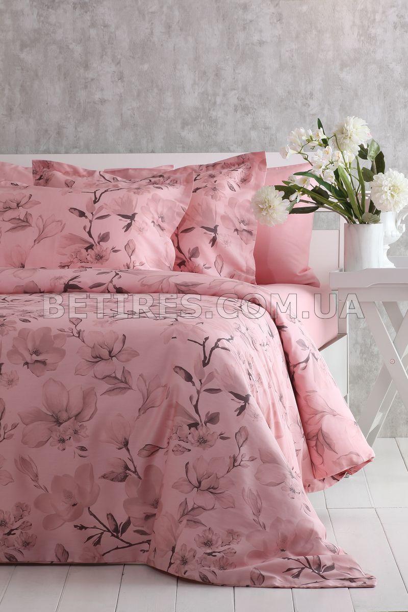 Комплект постільної білизни 200x220 PAVIA PERLITA рожевий