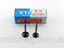 Клапана VECSTAR AN-125/150сс L-81/80мм ø-25,5/22,5 мм (пара)