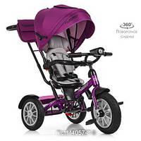 Детский трехколесный велосипед Turbotrike M 4057-8