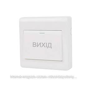 Кнопка выхода Atis Exit-6D для системы контроля доступа