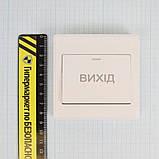 Кнопка выхода Atis Exit-6D для системы контроля доступа, фото 3