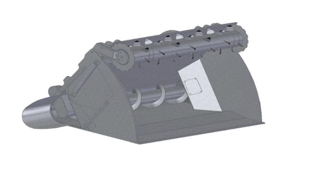 Ківш-кормороздавач Kolaszewski FBRSS160