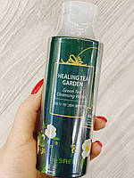 Очищающая вода с зеленым чаем THE SAEM HEALING TEA GARDEN GREEN TEA CLEANSING WATER