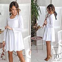 Короткое женское платье, фото 1