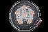 Светодиодная фара дополнительного, рабочего света Allpin 18W 6 диодов по 3W, фото 2