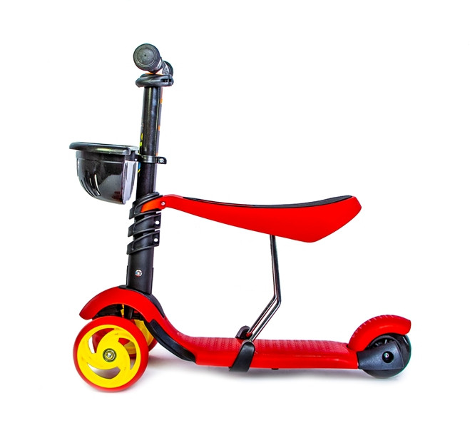 Самокат детский Scooter Smart 3 in 1 Red (1050639244)