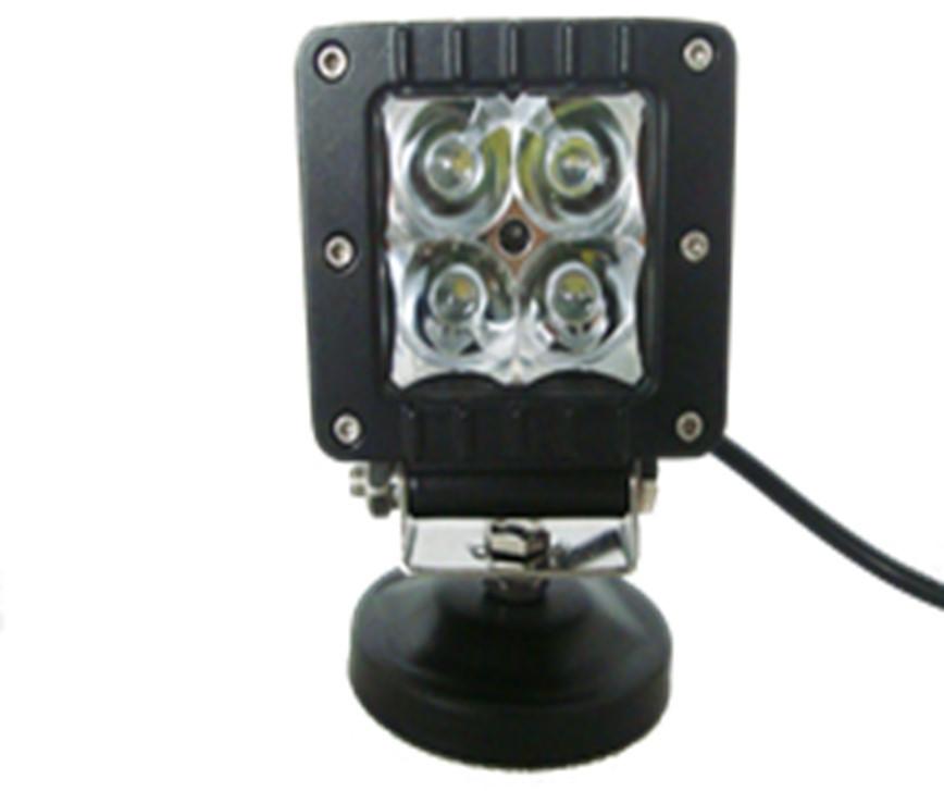 Светодиодная дополнительная фара 16W 1440 Лм