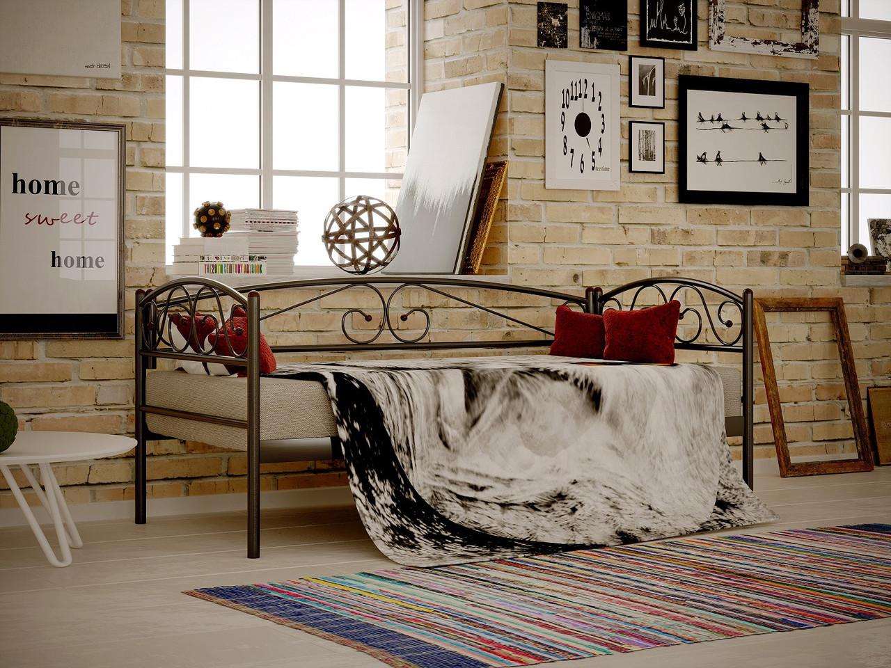 Кровать Метакам Verona Lux . Кровать   Верона Люкс. Металлическая кровать. Метакамм