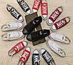 Кеды Converse Style All Star Красные низкие (36р) Тотальная распродажа, фото 9