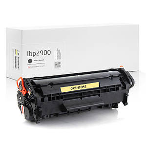 Картридж совместимый Canon i-Sensys LBP 2900 (LBP2900), повышенной ёмкости (3.000 копий) аналог от Gravitone
