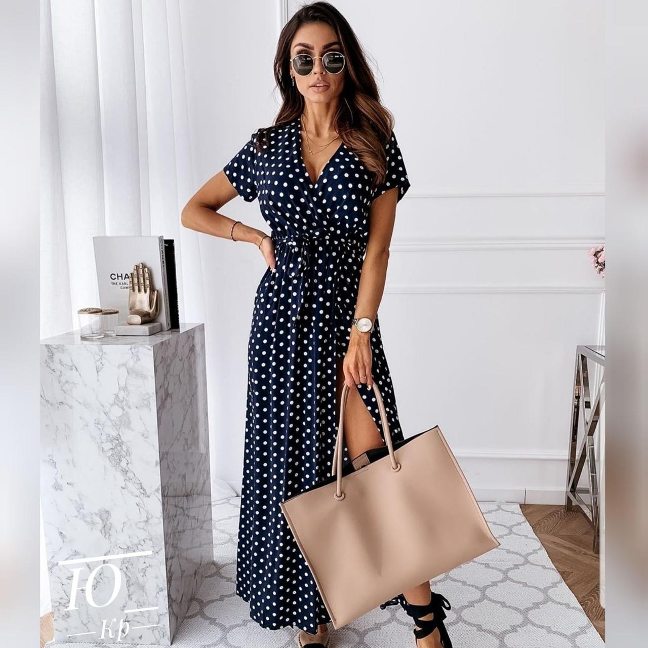 Платье сарафан женский летний