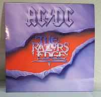 CD диск AC/DC - The Razor's Edge