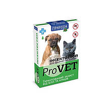 Инсектостоп ProVET 1уп.(6 пипеток*0,5мл) для котят и щенков (инсектоакарицид) арт.PR020027
