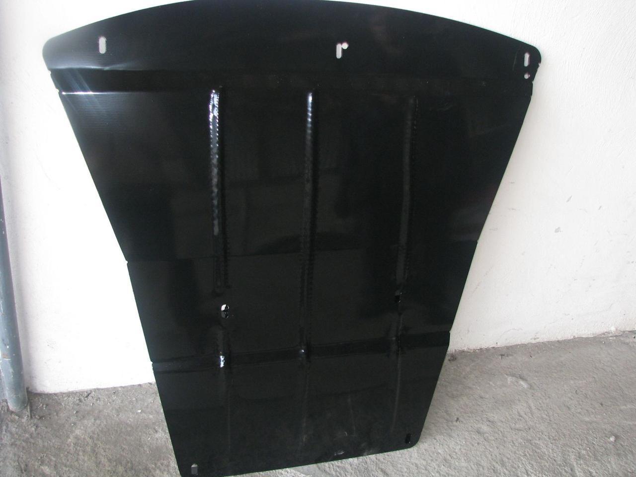 Защита двигателя Audi A4 В6 AVANT 2001-2004 Tiptronic 2,5D (двигатель + КПП)