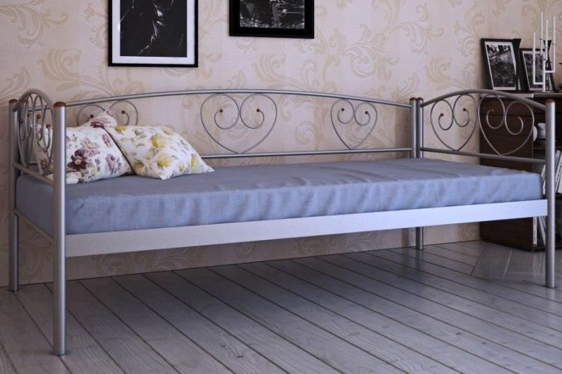 Кровать Метакам Darina Lux . Кровать   Дарина Люкс. Металлическая кровать. Метакамм