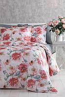 Комплект постельного белья 200x220 PAVIA ROSETTA розовый