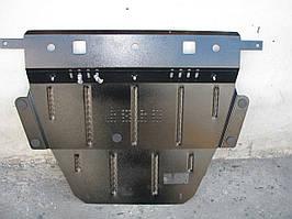 Защита двигателя Citroen C4 2004- МКПП/АКПП Все двигатели (двигатель+КПП)