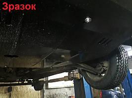 Защита двигателя Кольчуга Fiat 500 (2007-) V-1,2 (двигатель, КПП, радиатор)