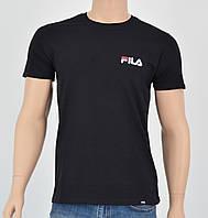 Футболка Fila(реплика) MF1420 черный