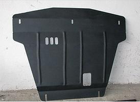 Захист двигуна Ford TOURNEO COURIER 2014- (двигун+КПП)