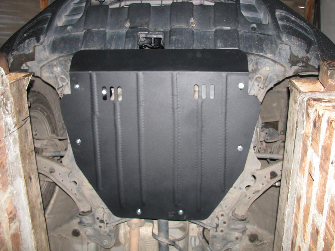 Защита двигателя Honda CR-V 2007-2012 АКПП 2.0, 2.4, 2.2 (двигатель+КПП)