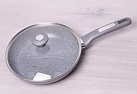 Сковорода с гранитным покрытием 24 см Kamille KM 4271 GR